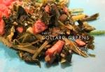 Sweet n' Spicy Collard Greens